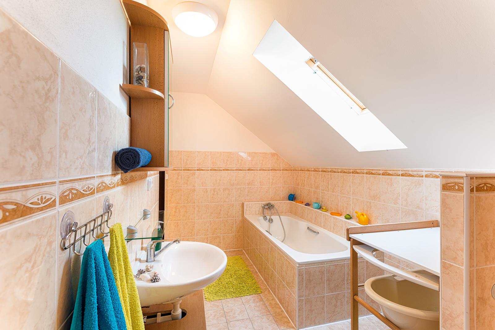Chalupa  Stachy horní koupelna